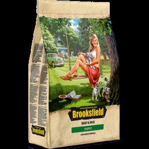 BROOKSFIELD Puppy для щенков с Говядиной и рисом 3 кг, арт. 5651001