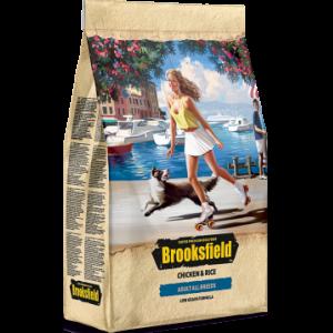 BROOKSFIELD Adult Dog All Breeds Chicken для собак всех пород с Курицей и рисом, 3 кг, арт. 5651041