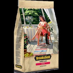 BROOKSFIELD Low Grain Adult Cat Indoor Turkey для кошек с Индейкой и рисом 0,4 кг, арт. 5651130