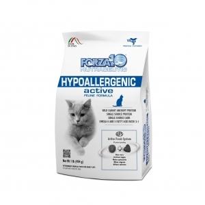 FORZA 10 HYPOALLERGENIC ACTIVE для кошек