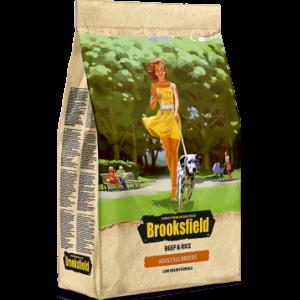 BROOKSFIELD Adult Dog All Breeds Beef для собак всех пород с Говядиной и рисом, 12 кг, арт. 5651052