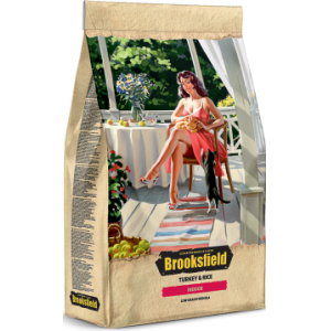 BROOKSFIELD Low Grain Adult Cat Indoor Turkey для кошек с Индейкой и рисом 2 кг, арт. 5651131