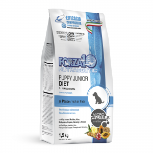 FORZA10 PUPPY JUNIOR DIET из РЫБЫ