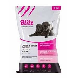 Blitz Puppy Large & Giant Breeds